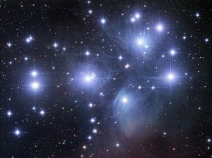 The Seven Sisters, constellation